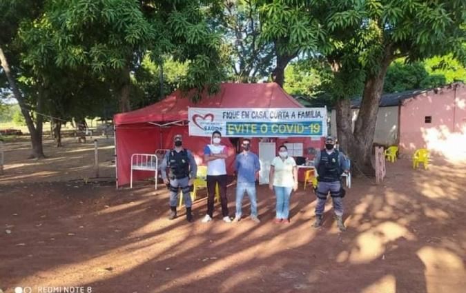 Luciara permanece com entrada restrita e pesca proibida