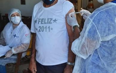 Campanha de vacinação segue de forma organizada em Luciara.